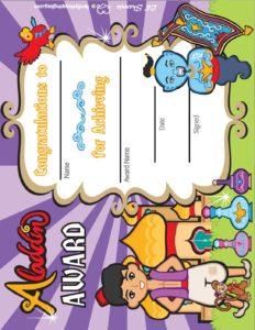 Award Aladdin