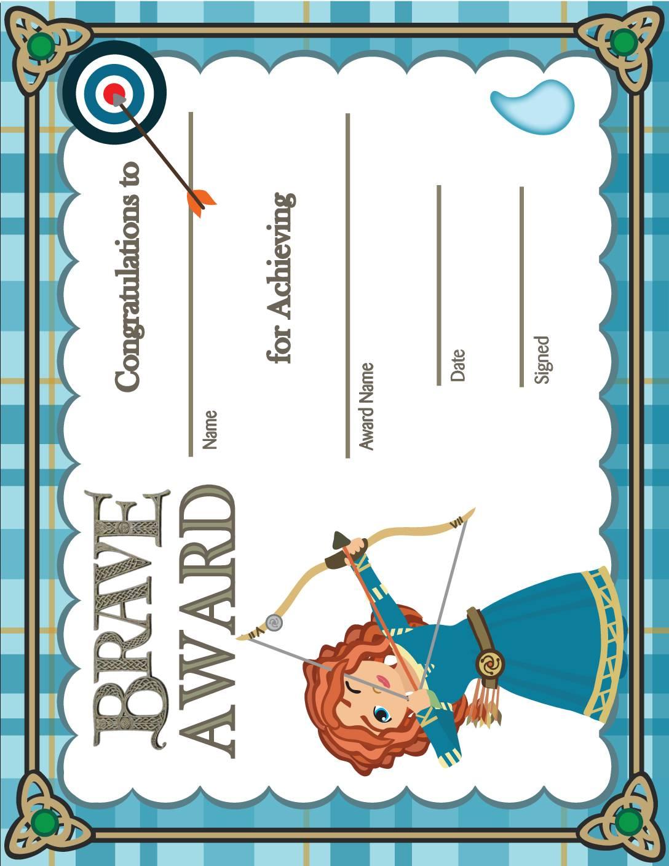 Award Brave