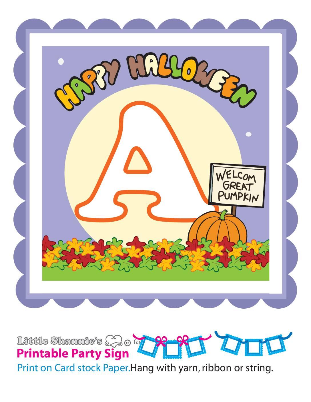 Banner A Peanuts Halloween