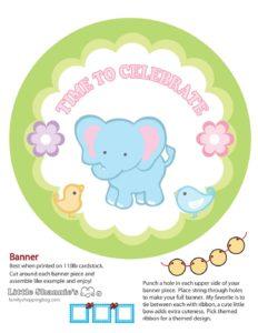 Banner Elephant 2