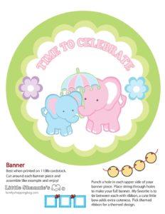 Banner Elephant 3