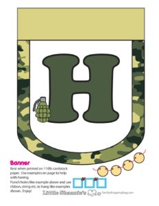 Banner H army