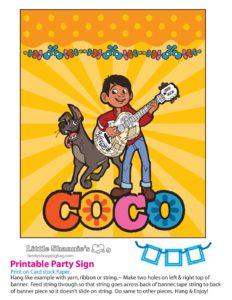 Banner Left Coco