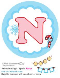 Banner N Christmas