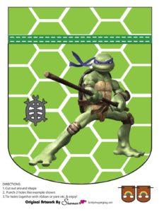 Banner Ninja Turtles