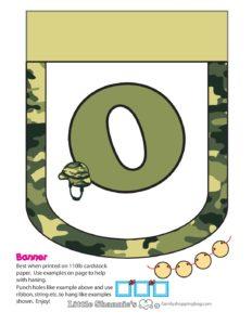Banner O army