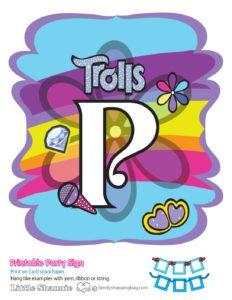 Banner P Trolls