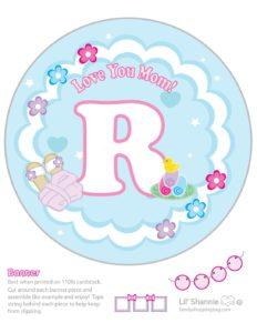 Banner R Moms Spa Day