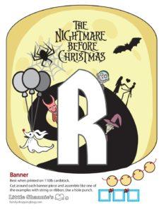Banner R Nightmare BC