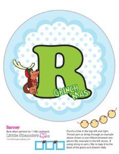 Banner R Right Grinch