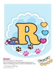Banner R Valentine Pups and Kittens