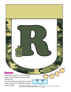 Banner R army