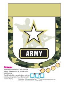 Banner Right army