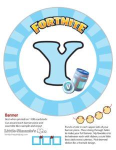 Banner Y Fortnite