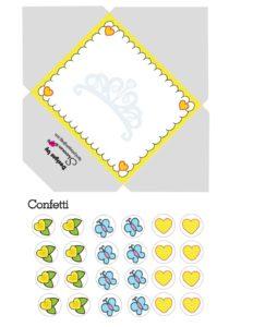 Beauty Beast Envelopes
