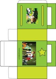 Ben Ten Green Box