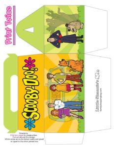 Big Box Scooby Doo