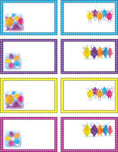 Boobah Gift Tags