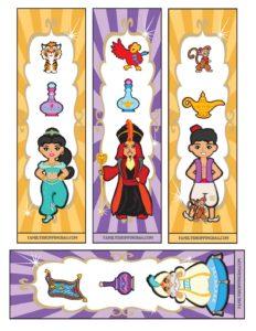 Bookmark Aladdin