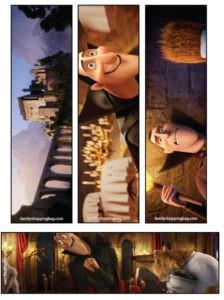 Bookmarks Hotel Transylvania