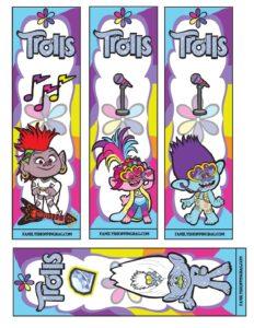 Bookmarks Trolls