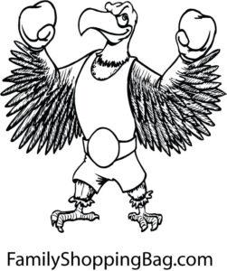 Boxing Eagle
