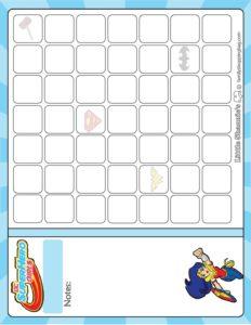 Calendar DC Super Hero Girls