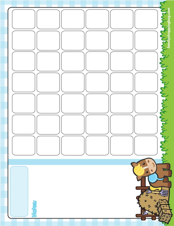 Calendar Farm