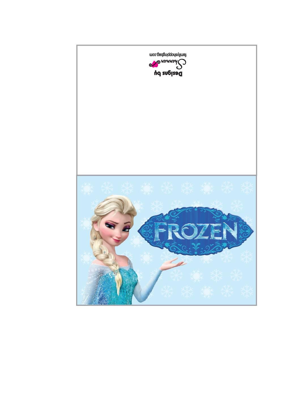 Frozen Card