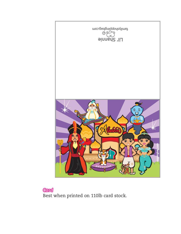Card Aladdin