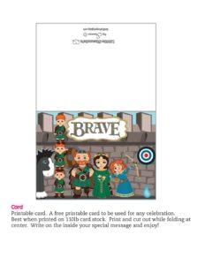 Card Brave