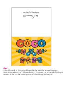 Card Coco
