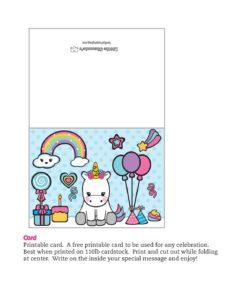 Card Unicorn