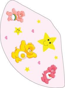 Care Bear Pink Hat
