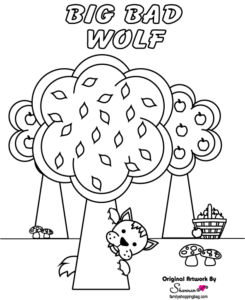Coloring Page 2