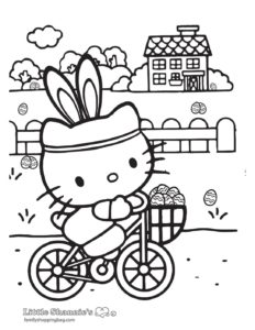 Coloring Page 5 Easter