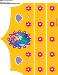 Crown Little Mermaid