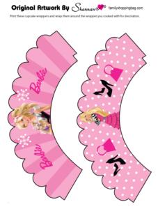 Cupcake Wrap