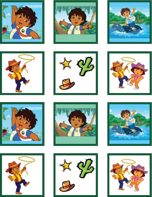 Diego Stickers