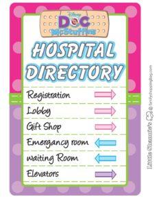 Directory Doc Mcstuffins