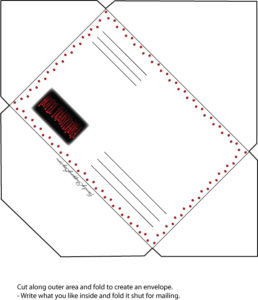 Envelope 2 Hotel Transylvania