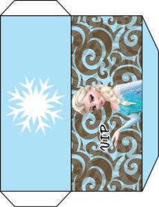 Frozen Envelope