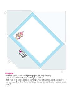 Envelope Bluey