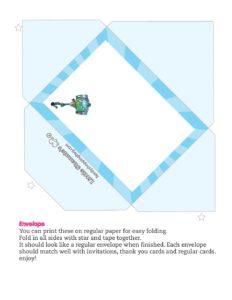 Envelope Fortnite