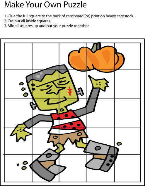 Frankie Puzzle