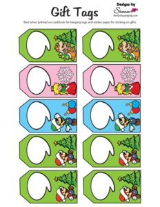 Gift Tags C