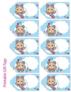 Gift Tags Mothers Day