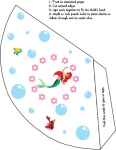 Hat Little Mermaid