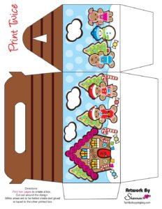 Holiday Box 6 Christmas