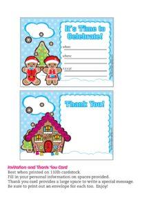 Invitation Christmas
